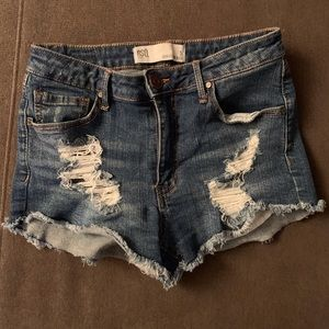 Tilly's RSQ Denim Shorts
